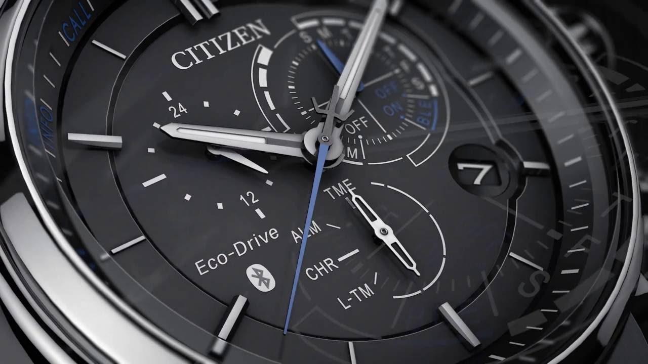 pánske hodinky Citizen