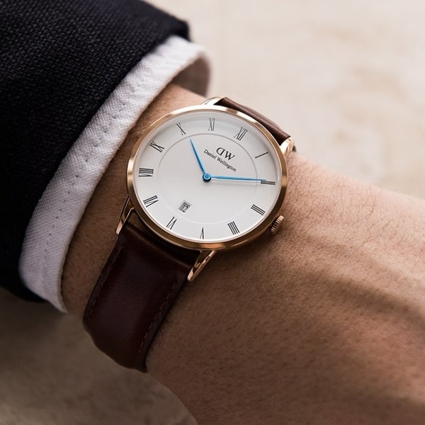 pánske hodinky Daniel Wellington