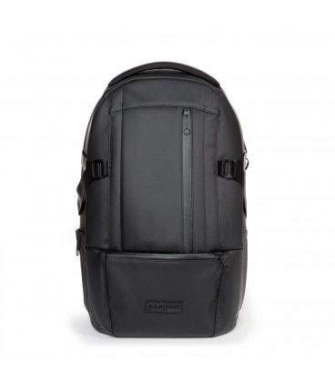 9c3ddbcfc2 EASTPAK FLOID černý kožený Steelth batoh
