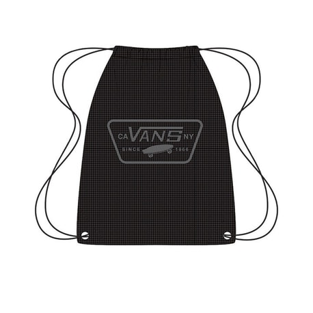 Černý vak League Bench Bag Black Ripstop