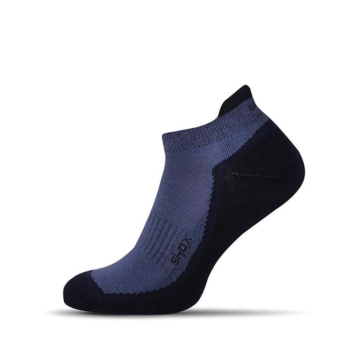 13ca7f07906 Modré pánské bavlněné ponožky - Budchlap.cz