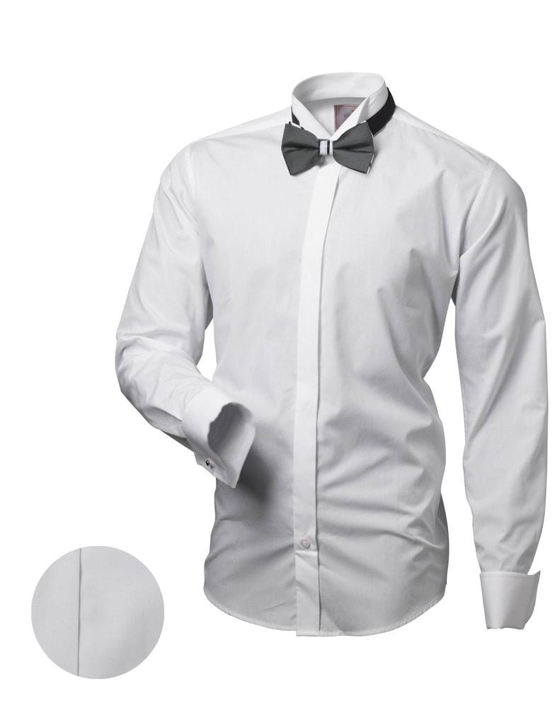 62f26b05038 Elegantní bílá pánská košile