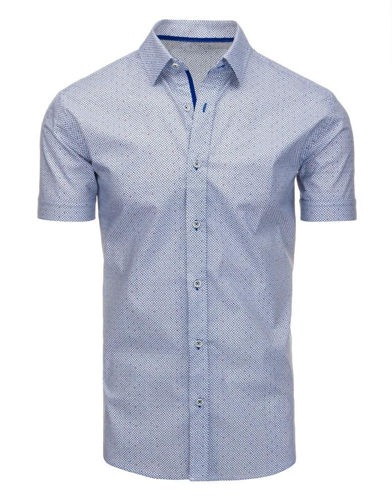 Elegantní pánská košile v zajímavém designu - Budchlap.cz 68ea059988