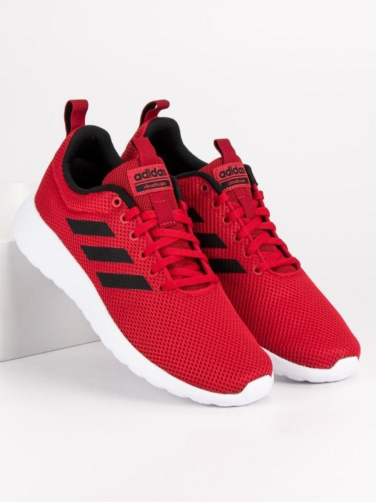 Jedinečné červené tenisky ADIDAS lite racer cln b96573 - Budchlap.cz 9c8035dace