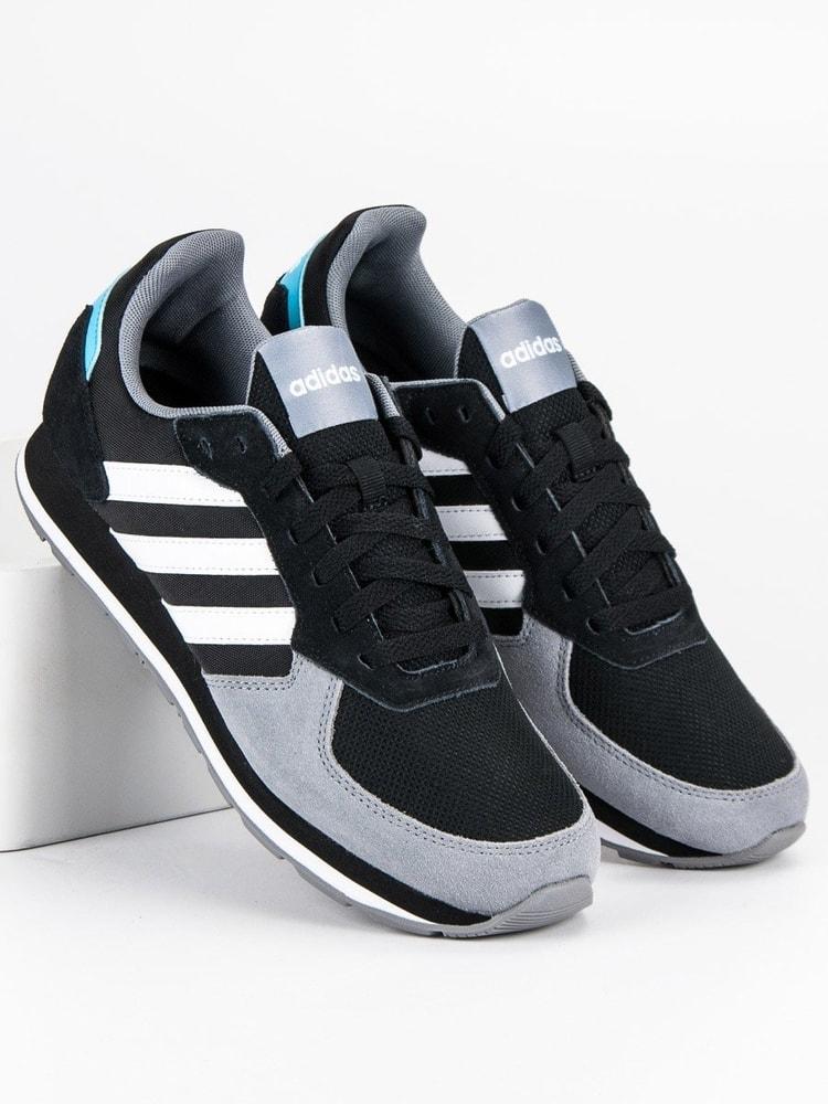 Černo-šedé tenisky ADIDAS 8k b44675 - Budchlap.cz 384c19513f