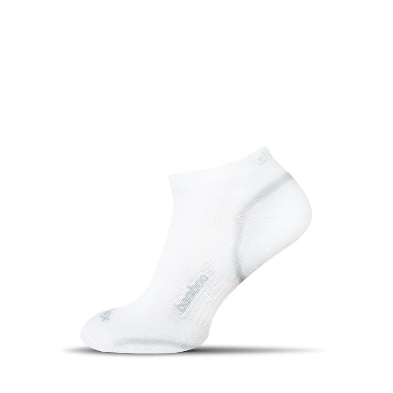 Kotníkové bambusové pánské ponožky bílé - Budchlap.cz 43e4b84817