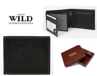 Černá pánská peněženka N992-WS