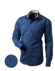 Stylová vzorovaný pánská košile V167