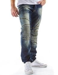 Moderní pánské riflové kalhoty