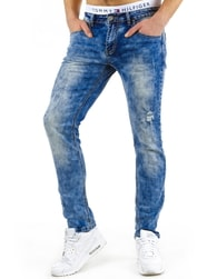 Džínsové pánske nohavice