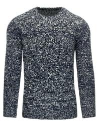 Pánský tmavě modrý svetr