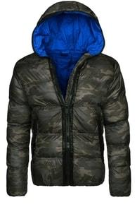 Stegol ARMY zimní moderní bunda STEGOL 128 tmavě modrá