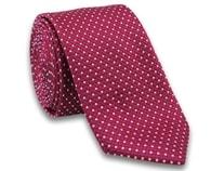 Pánská kravata se vzorem
