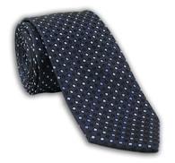 Modrá kravata pro pány