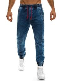 Redpolo Pohodlné pánské jogger kalhoty RED POLO 699
