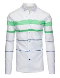 SLIM FIT módní pánská košile
