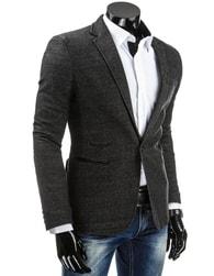 Fantastické pánské sako černé