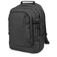 Pánský prostorný černý batoh Volker Black2