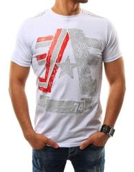 Pánské atraktivní tričko s potiskem
