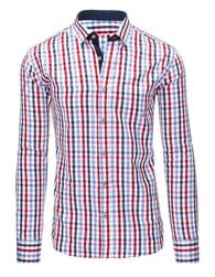 Kostkovaná košile pro pány