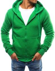 Dstreet Úžasná zelená mikina