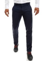 Black Rock Chinos moderní kalhoty granátové BLACK ROCK 202 - 30
