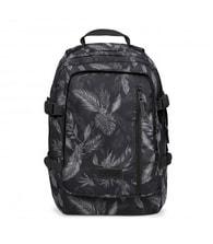 EASTPAK Vzorovaný černý batoh VOLKER Bw Forest