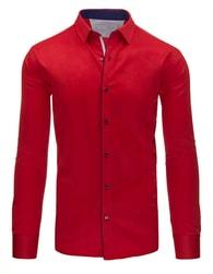 Výrazná červená košile pánská