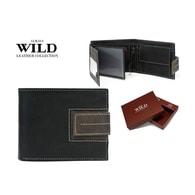 Originální černá peněženka ALWAYS WILD