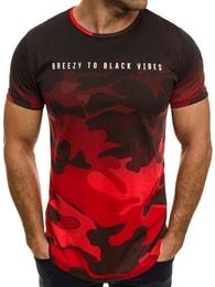 Unikátní moderní pánské tričko BREEZY 540