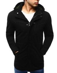 Dstreet Pánská černá módní bunda typu parka - M