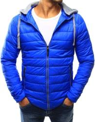 Dstreet Pánská nebesky modrá bunda