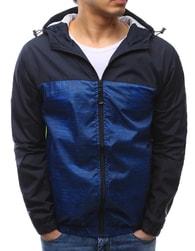 Dstreet Pánská tmavě modrá bunda