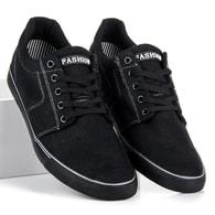 CAMO Černé pánské módní tenisky - 43