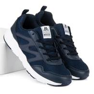 AX BOXING Pánské sportovní tmavě modré tenisky - 43