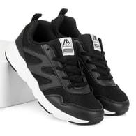AX BOXING Pánské černé stylové tenisky - 41