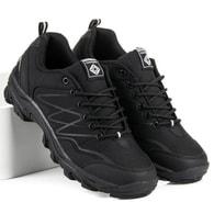 AX BOXING Nízké trekingové boty černé - 42