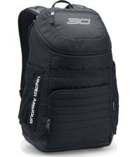 UNDER ARMOUR UA SC30 Undeniable černý batoh s efektivním potiskem