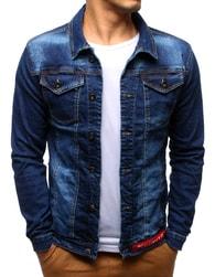 Dstreet Nebesky modrá džínová bunda