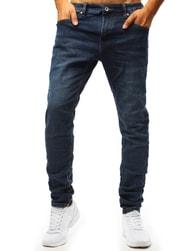 Dstreet Moderní džínové kalhoty pro pány - 32 3fadc49f45