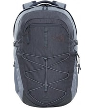 THE NORTH FACE BOREALIS tmavě šedý batoh