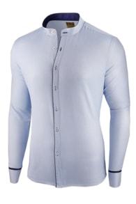 Seraphstore.com Světle modrá košile Neo Elegance